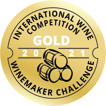 Gold medal Winemaker's Challenge