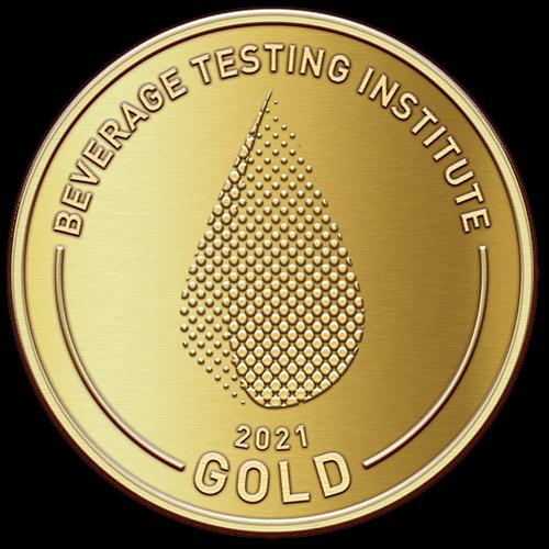 Tastings.com Gold medal badge