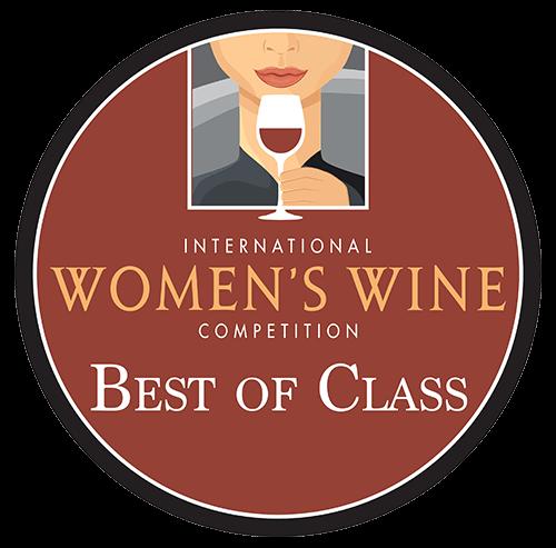 International Women's Wine Comp Best of Class