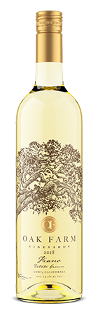 2018 Fiano (Estate Grown)