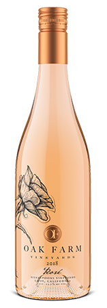 2018 Rosé (Grenache from Silvaspoons Vineyards)