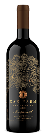 2018 Zinfandel (Mohr-Fry Ranches)