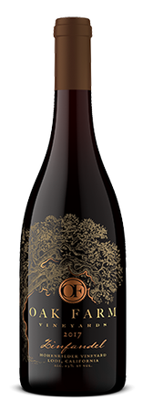 2017 Zinfandel, Mohr-Fry Vnyds (Wine Club Only) Image